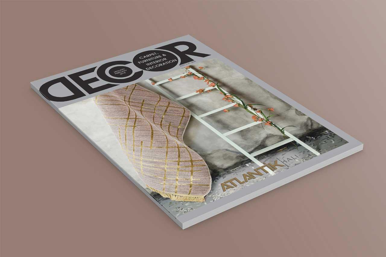Decor Dergi Tasarımı