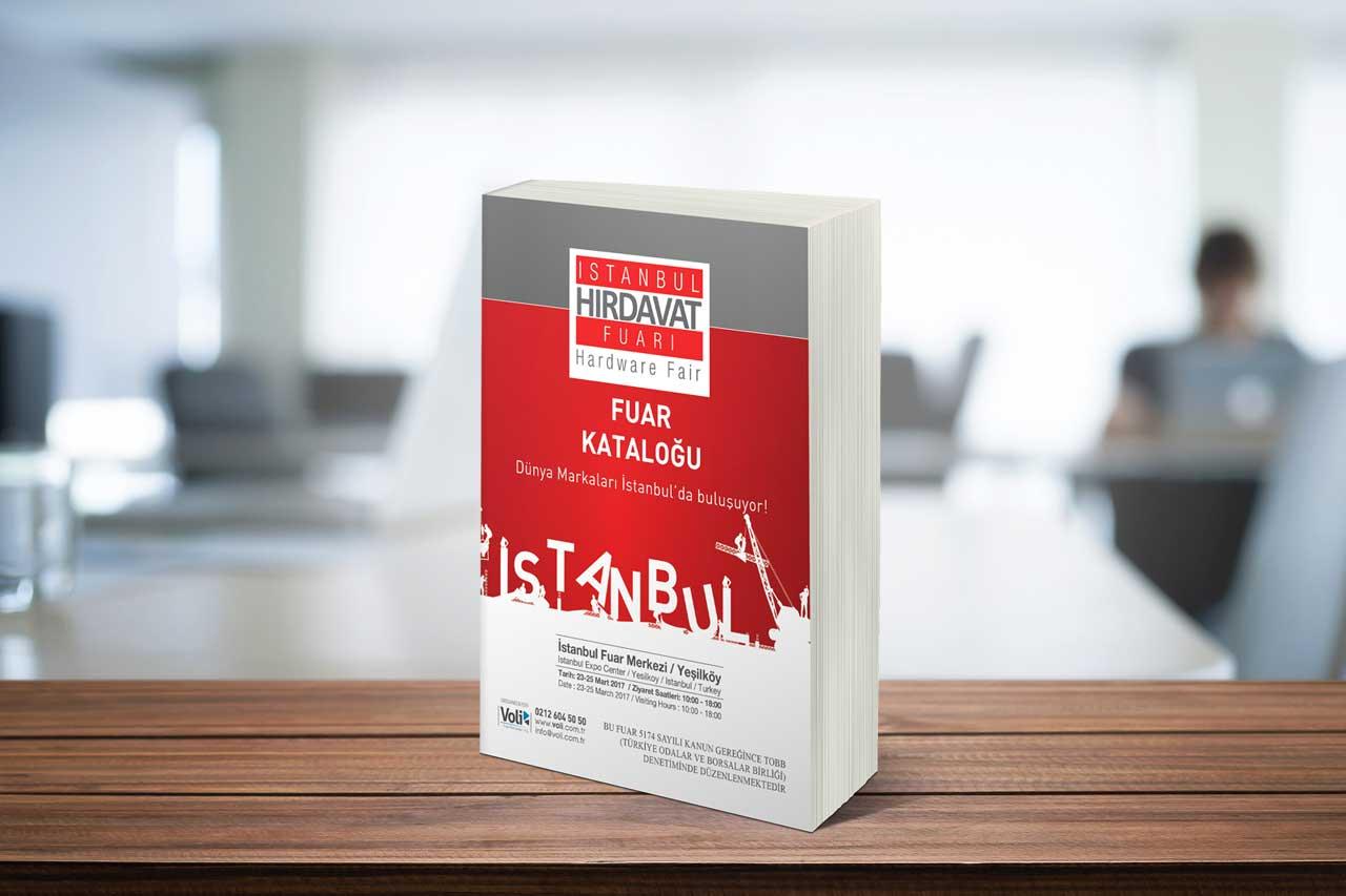 İstanbul Hırdavat Fuar Kataloğu