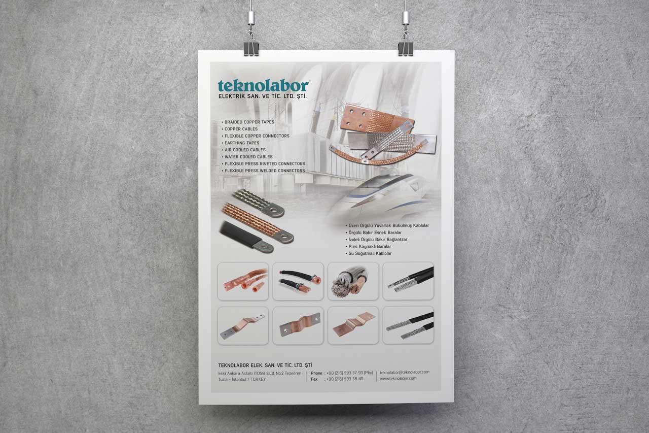 Teknolabor Sayfa Reklamı