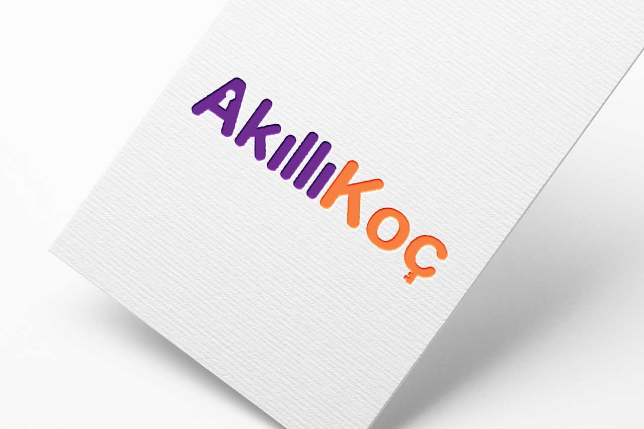 AkıllıKoç Logo Tasarımı