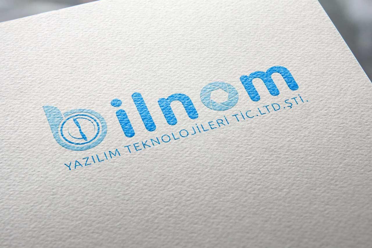 Bilnom Logo Tasarımı